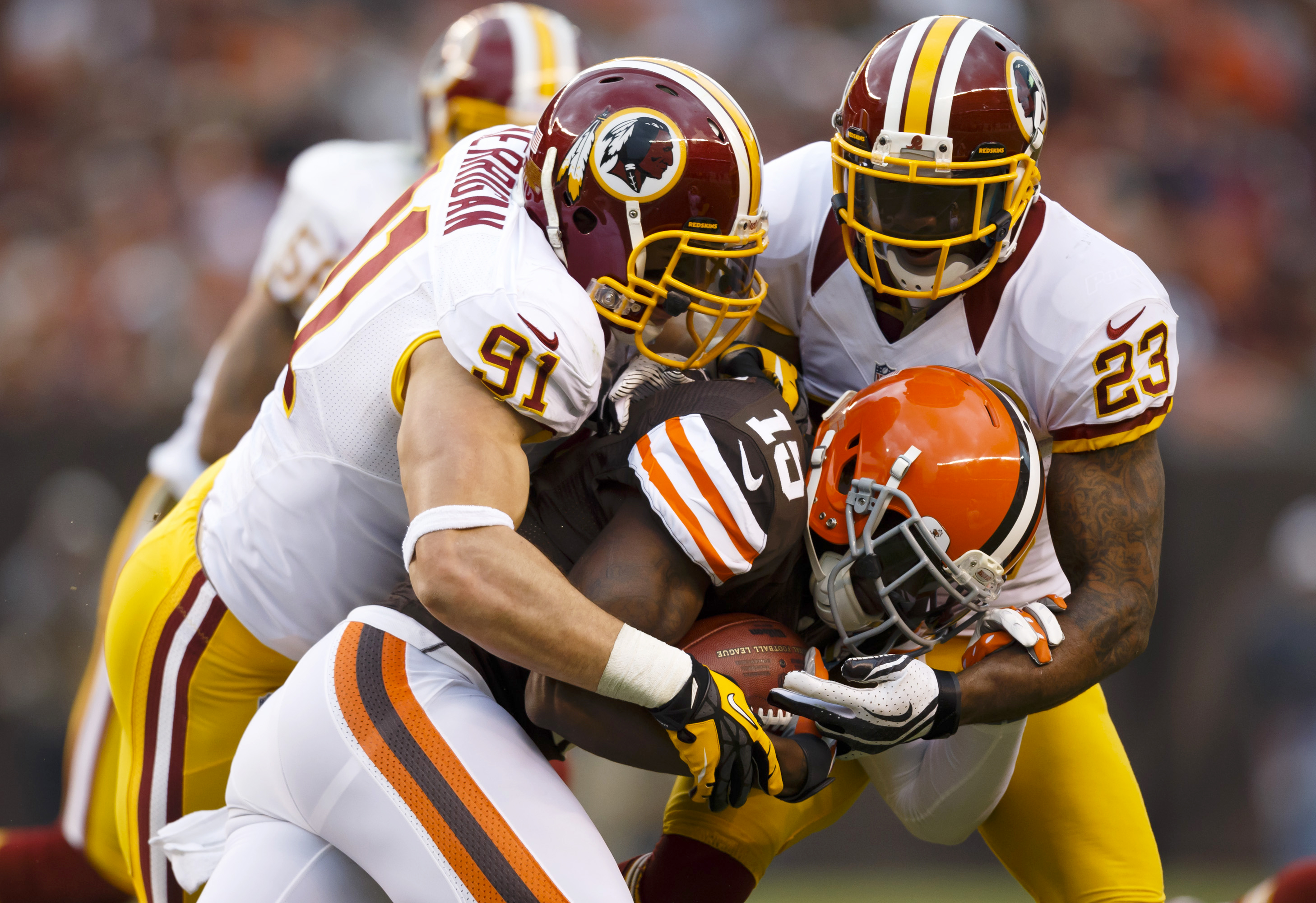Preseason Week 1  What To Watch For – Redskins Capital Connection 8d2edcd28df