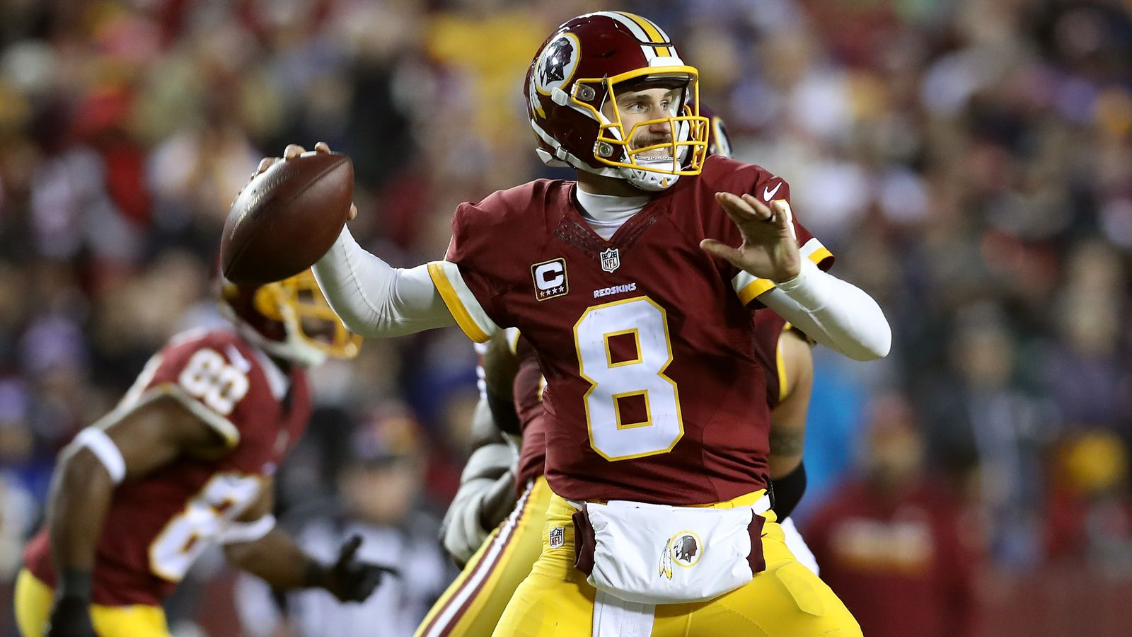 "Quick Thoughts  Kirk Cousins ""Season In Review"" Event – Redskins ... f0b339243"