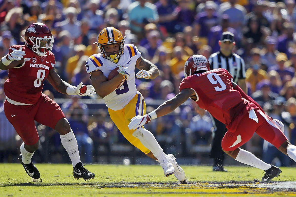 Reactions  Redskins select RB Derrius Guice. – Redskins Capital ... 9aeaba33f